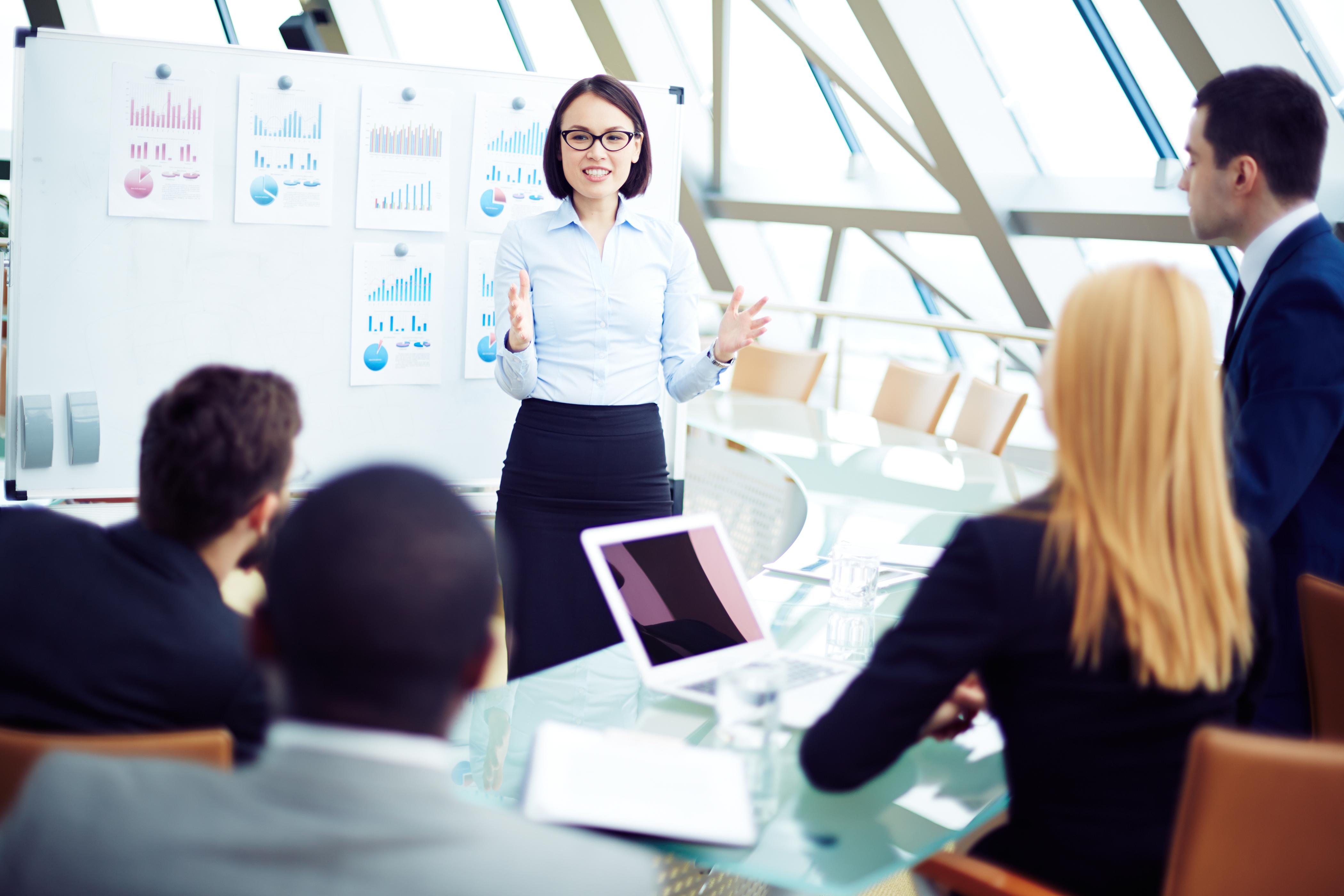 Hatékony prezentációs technikák